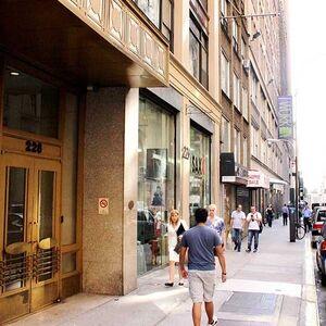 Oxford International New York City