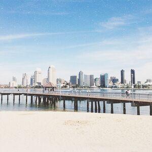 EF San Diego Point Loma
